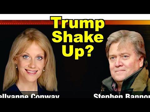 Trump Shake-Up Working? - Jill Stein, Kellyanne Conway & MORE! LV Sunday LIVE Clip Roundup 174