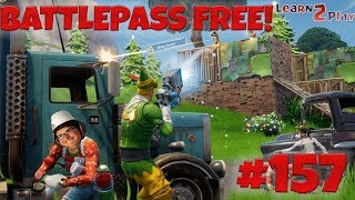BATTLEPASS FREE!! // Fortnite #157