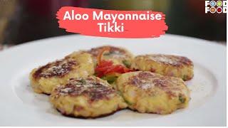 Aloo Mayonnaise Tikki | Turban Tadka | Chef Harpal Singh | FoodFood