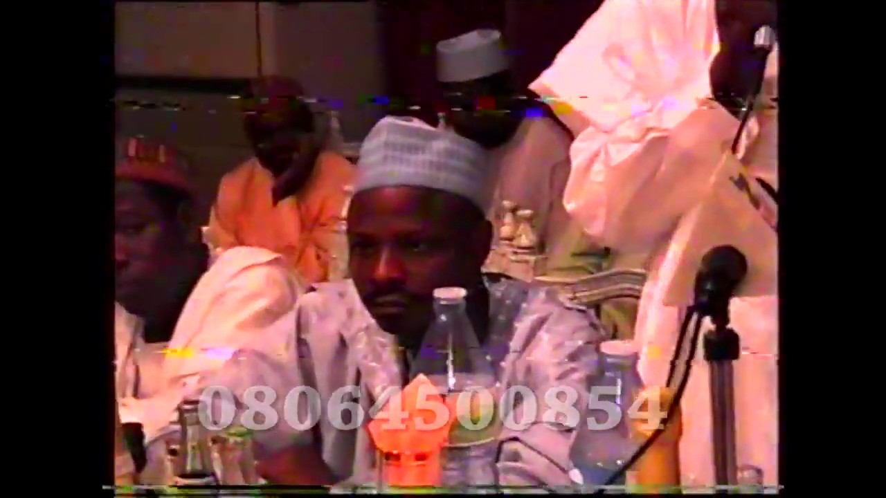 Download LATE PRESIDENT UMAR MUSA YAR ADUA 1999 DINNER SPEECH IN HONOUR OF PRESIDENT ELECT CHIEF  OBASANJO