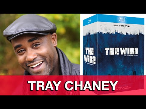 Tray Chaney Interview - The Wire