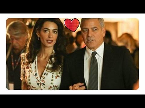 Amal et George Clooney voient très grand pour leurs jumeaux...