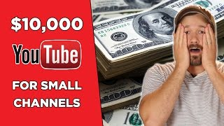 A FREE Training on Earning $10,000 per Month on YouTube