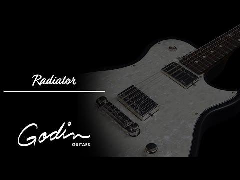 NEW Godin Radiator Series