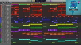 Hard Dance Logic Pro Template Hardcom