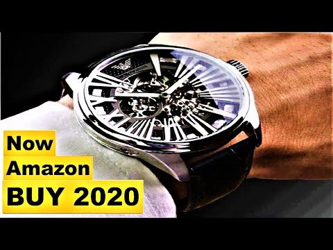 Top 7 Best Armani Watches For Men To Buy [2020]
