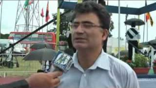 DM Digital UK Interviewed the designer of Jalsa Gah UK at Jalsa Salana UK-2010.
