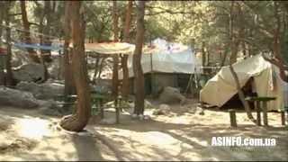 Палаточный городок-лагерь Инжир(Палаточный городок (кемпинг, стоянка, палаточный лагерь)