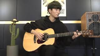 Gambar cover (Maroon 5) Memories - Sungha Jung