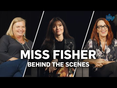 Miss Fisher And The Crypt Of Tears - Behind The Scenes