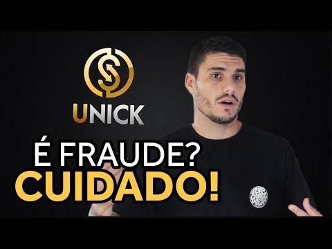 ⚠️ UNICK FOREX É FRAUDE? CUIDADO COM SEU DINHEIRO