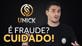 ⚠️ UNICK FOREX É FRAUDE? CUIDADO COM SEU DINHEIRO!!