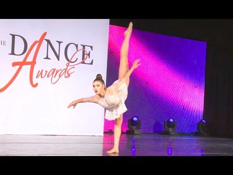 Kalani Hilliker - Free (re-compete for Best Dancer) The Dance Awards