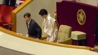 The crown prince and the princess, Sumo : Natsubasho '17