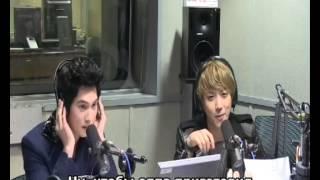 Yonghwa - Baby, do you love me? (05.02.13, Radio) rus