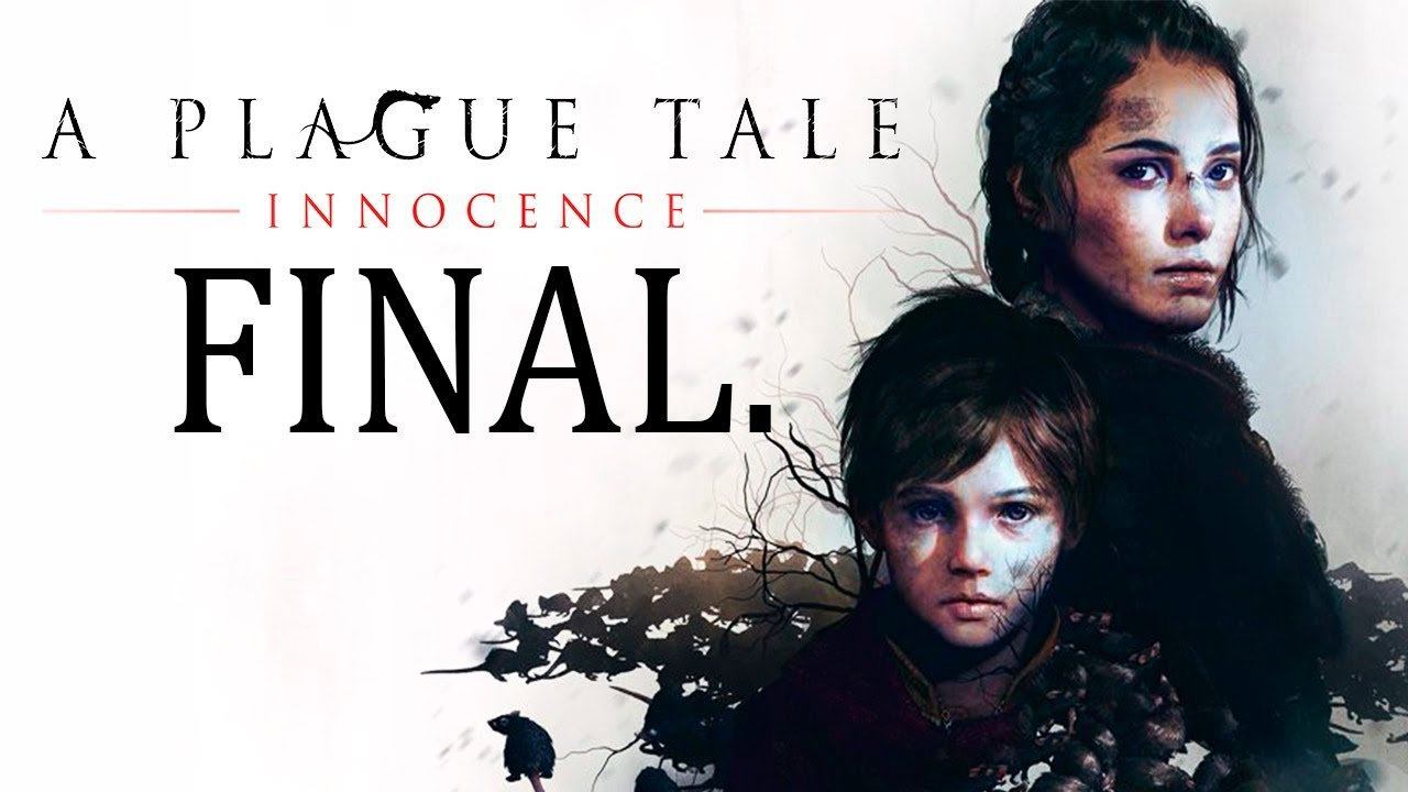 A PLAGUE TALE INNOCENCE FINAL GAMEPLAY ESPAÑOL - LUZ Y OSCURIDAD