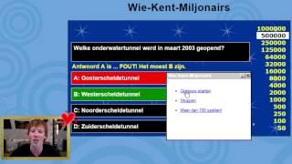 DOM STUK STRONT! (Wie-Kent-Miljonairs)