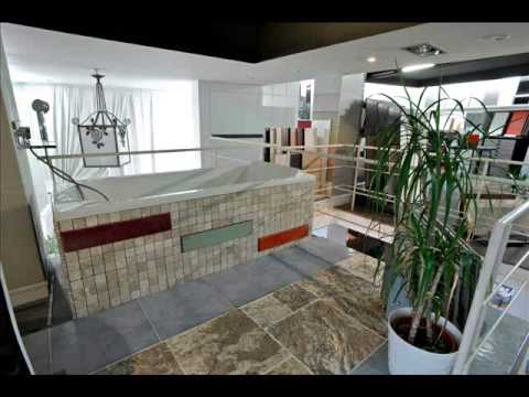 casabagno magasin italien de carrelage haut de gamme paris youtube. Black Bedroom Furniture Sets. Home Design Ideas