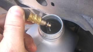Проверка давления топлива без манометра