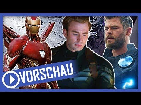Wie geht es nach Avengers: Endgame weiter? | 5 Fragen nach Avengers 4