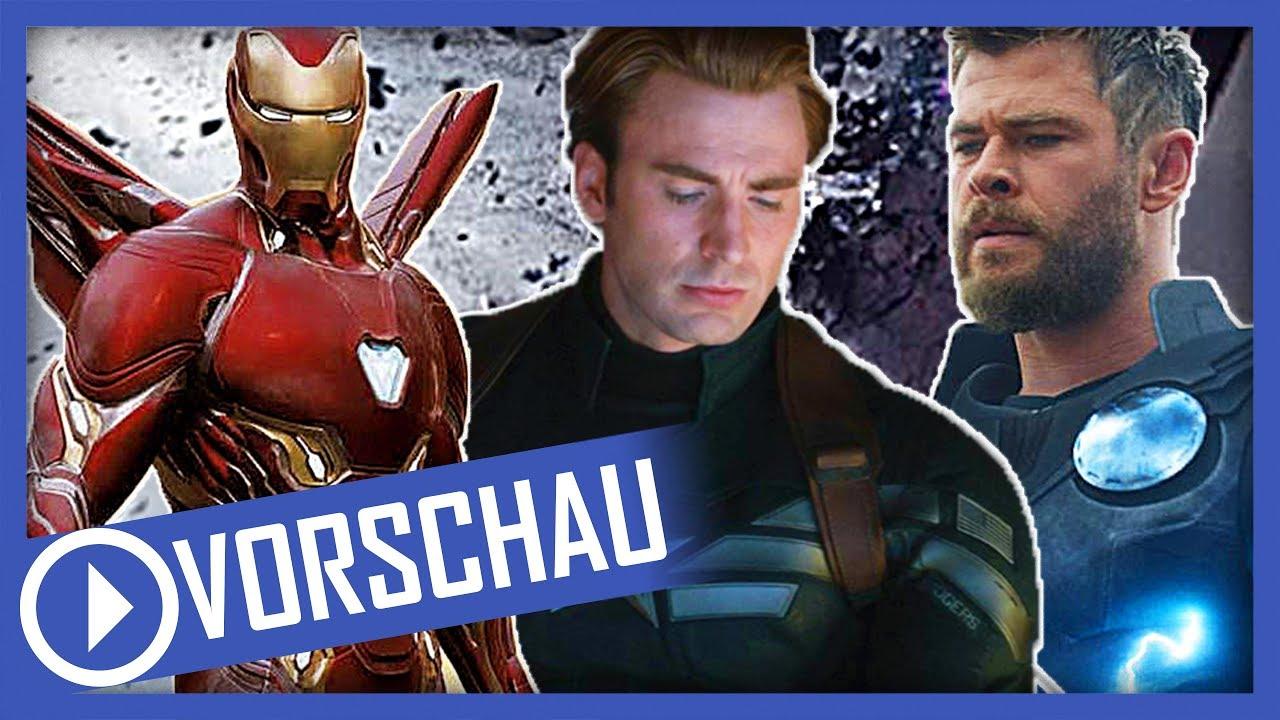Wie Geht Es Nach Avengers Endgame Weiter 5 Fragen Nach