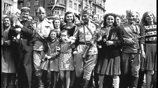 День Победы. Левитан о капитуляции Германии. 9 мая