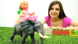 ToyClub шоу - Штеффи ищет Барби. Видео для девочек