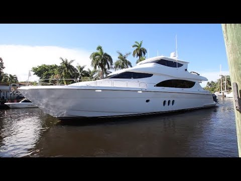 2006 Hatteras Motor Yacht For Sale at MarineMax