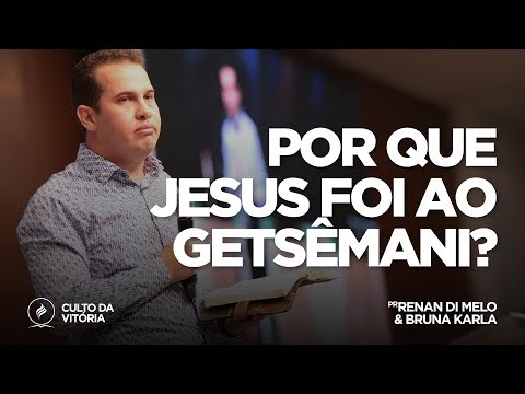 Culto da Vitória | Pr. Renan Di Melo e Bruna Karla | 07/06/18