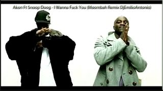 Akon Ft Snoop Doog - I Wanna Fuck You (Moombah Remix DjEmilioAntonio)