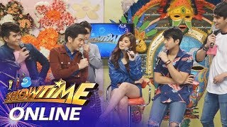 It's Showtime Online: To whom will Joshua, Loisa and Jerome give their hearts?