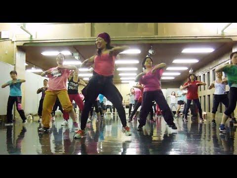 Traketeo - Cumbia/Mina Dance Fitness Okinawa Japan/ミナ ズンバフィットネス沖縄