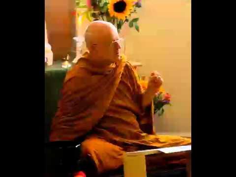 Analyzing the Breath, Dhamma Talk of Thanissaro Bhikkhu, Dharma, Meditation, Buddha