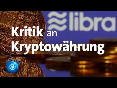 Facebook führt Digitalwährung Libra ein