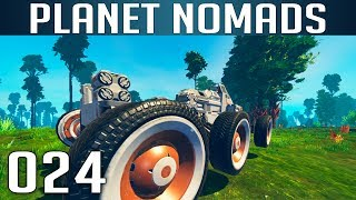 PLANET NOMADS [024] [3 Achsen für ein Halleluja] [S02] Let's Play Gameplay Deutsch German thumbnail