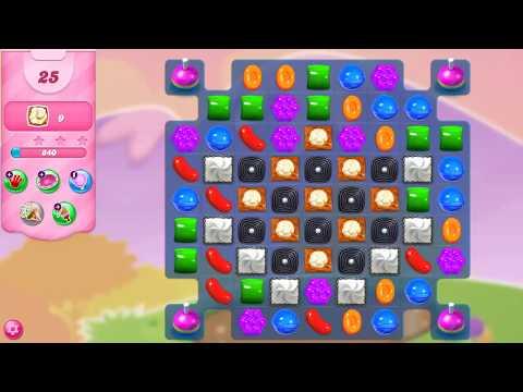 Candy Crush Saga Level 3241 NO BOOSTERS