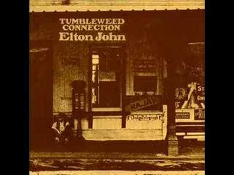 Love Song - Elton John (Tumbleweed Connection 7 of 10)