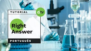 DOTLIB - Right Answer (Português) - Tutorial