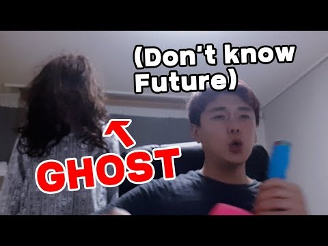 The Real Ghost Friend's Scare Prank // 처녀 귀신 몰카