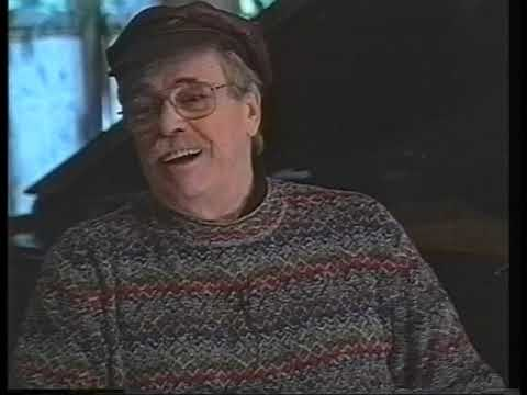 Phil Woods Interview by Monk Rowe - 11/8/1999 - Delaware Water Gap, PA