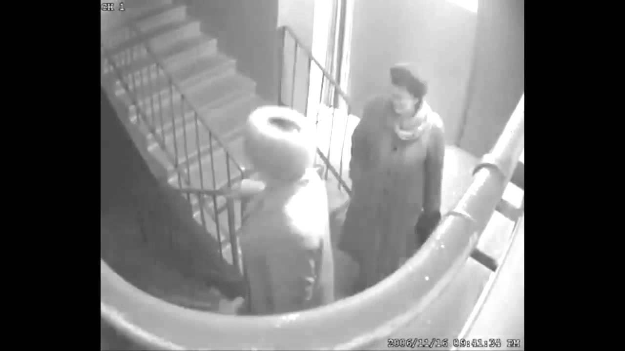 Система видеонаблюдения в подъезде жилого дома