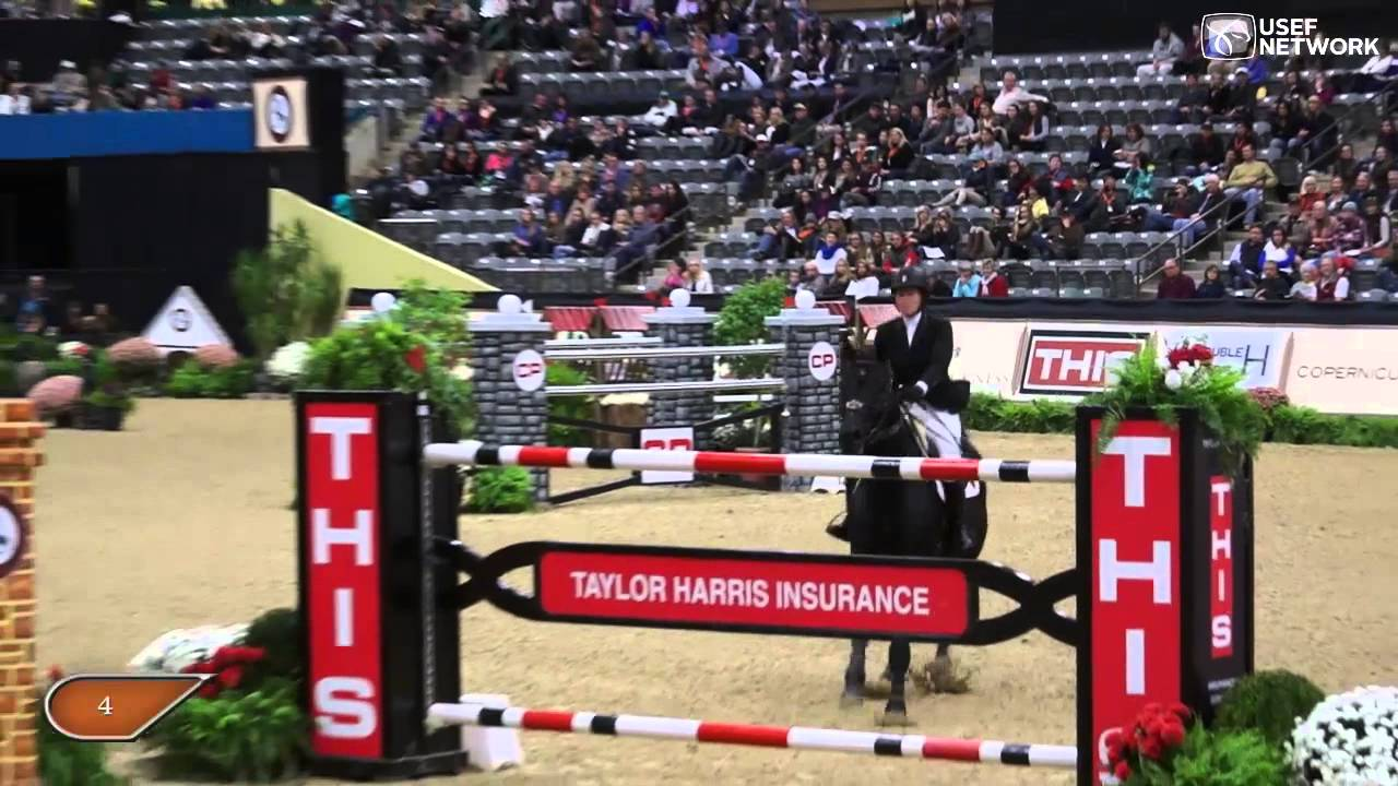 beezie madden cortes 39 c 39 win the national horse show grand prix youtube. Black Bedroom Furniture Sets. Home Design Ideas