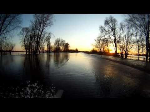 Potvynis Šilutė-Rusnė