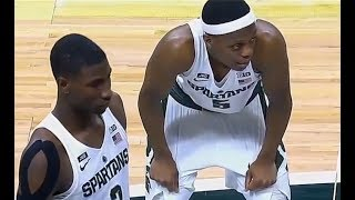 Michigan State vs Southern Utah Basketball 2017 (Dec. 09)