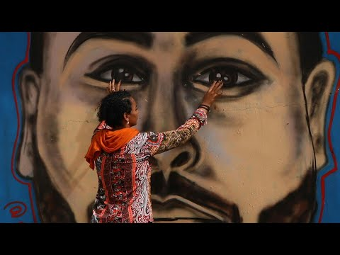Sudan murals commemorate protest 'martyrs' | AFP