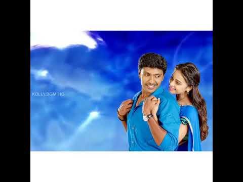 Ammadi Un Azhagu - Vellakkara durai ☄️💙 | Love BGM | Sri Divya