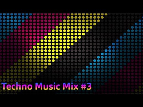 [Techno Music Mix #3] Electronic and Techno Music Mix | No copyright TECHNO Music Mix
