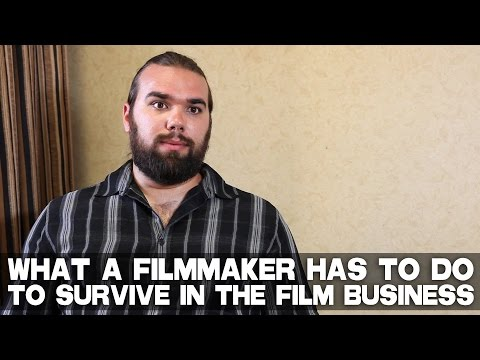 What A Filmmaker Has To Do To Survive In The Film Business by A.J. RickertEpstein