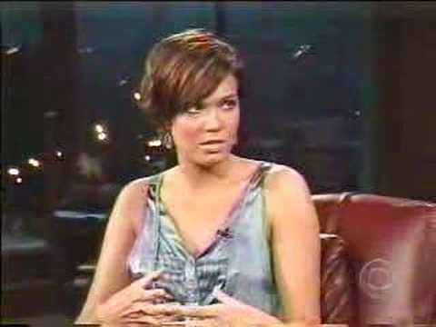 Mandy Moore - [Jun-2004] - interview (part 1)