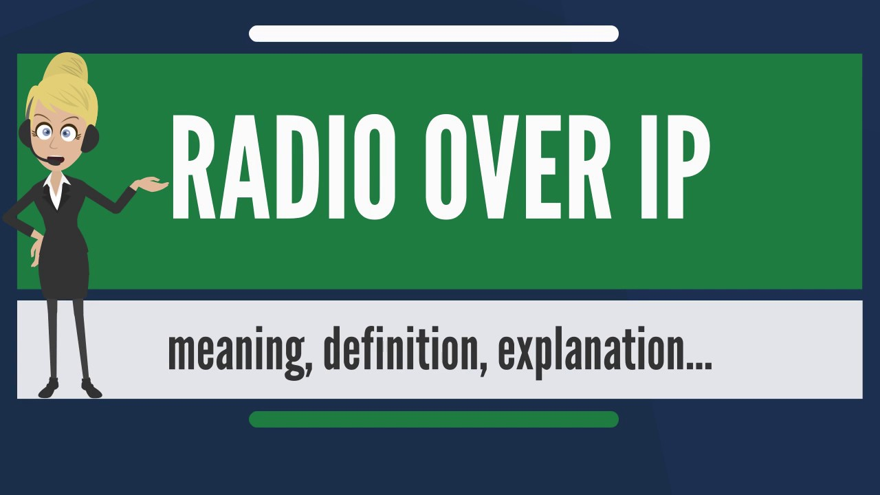 what is radio The broadcast type of radio network is a network system which distributes programming to multiple stations simultaneously, or slightly delayed.